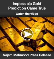 Impossible Gold Prediction Comes True